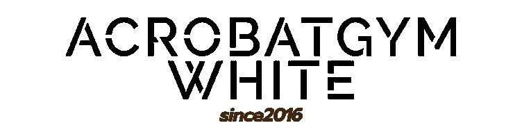 東京のバク転教室 アクロバットジム ホワイト(WHITE)